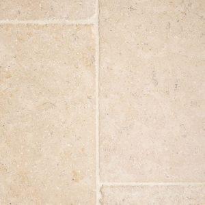 Tumbled limestone tiles - Heritage grey tumbled limestone floors