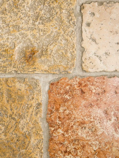 Jerusalem limestone flooring reclaimed tiles