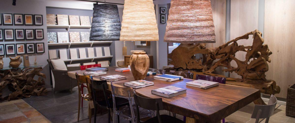 Indigenous UK showroom