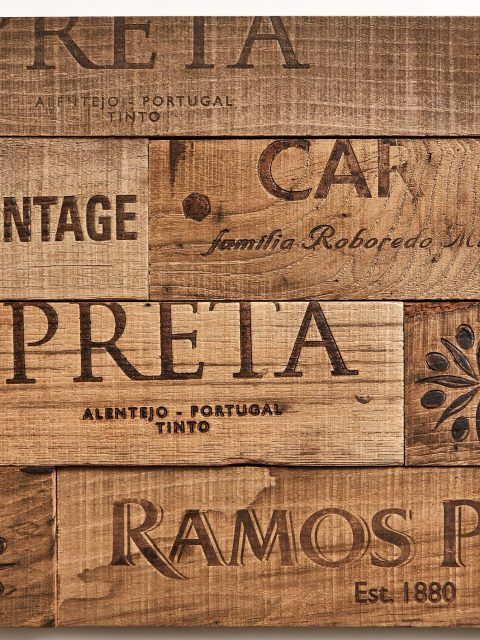 pyrography on wood words ingrained in wood style