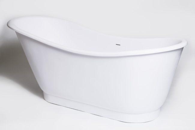 selina stone resin freestanding bath UK