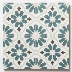 aztec tile flooring - aztec patterned tiles