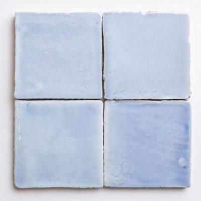 Azul Claro Pale Blue Fusion Wall Tiles
