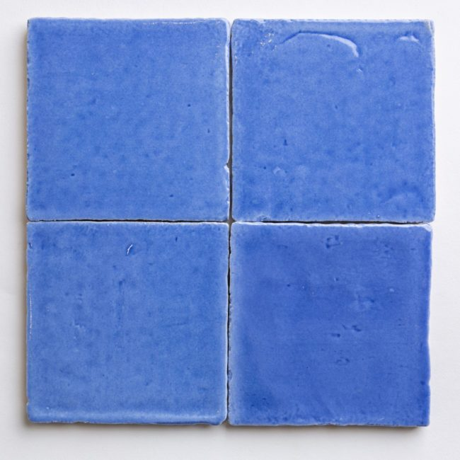 Azul Lavanda Glazed Tiles