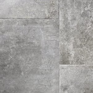 dark grey porcelain tile
