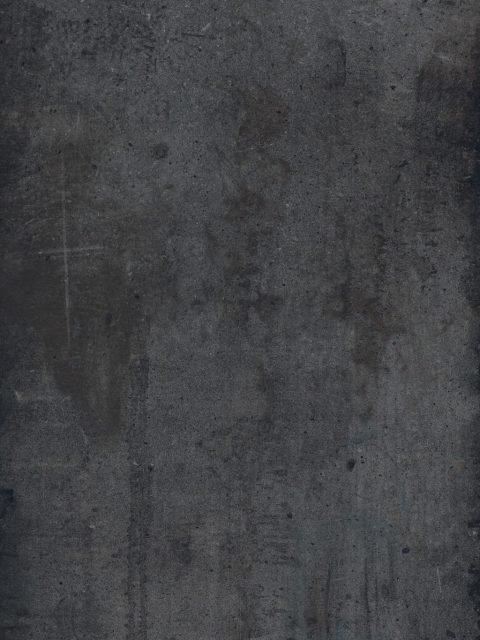 Black porcelain floor tiles