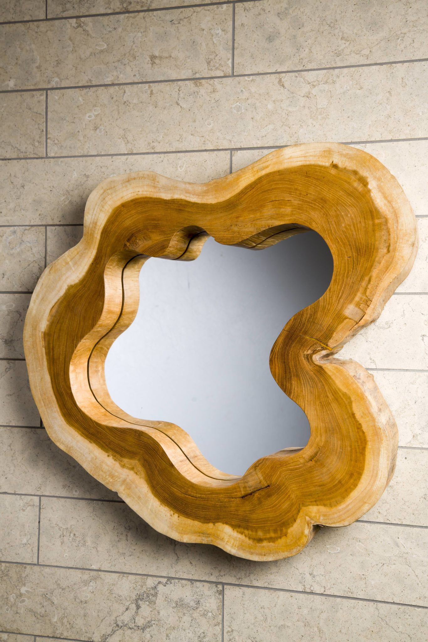 teak root mirror