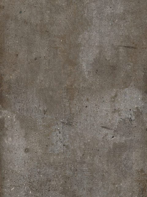 dark grey concrete effect porcelain tiles