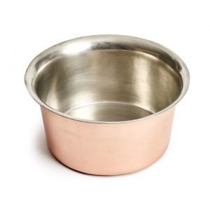 copper tin basin sink UK