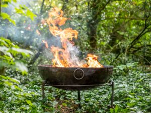 Firepits & Ironware