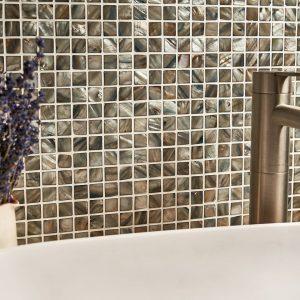 Mother of Pearl Wall Mosaics