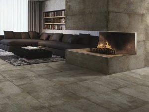 Concrete Effect Porcelain Tiles