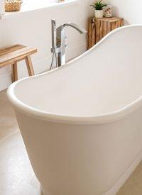 stone resin bath