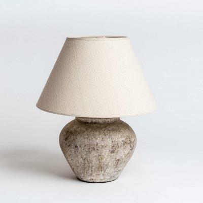 luxury terracotta table lamp