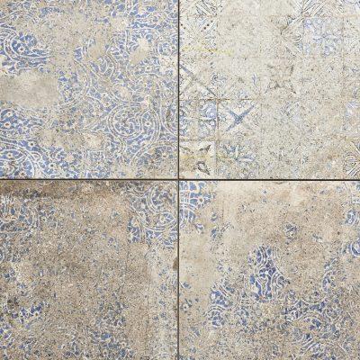 Patterned Porcelain Tiles - Saturnia Decor Tuscan porcelain tile