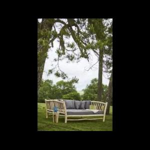 teak wood daybed