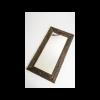 reclaimed teak mirror - large teak mirror