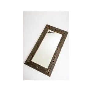 reclaimed teak mirror - large teak mirror